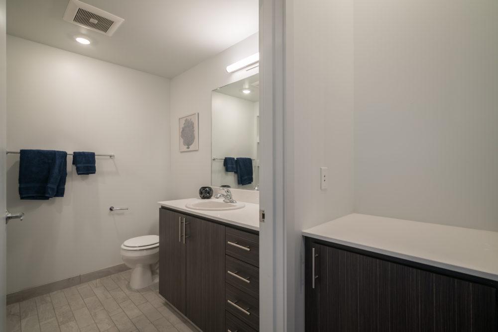 bathroom apartment