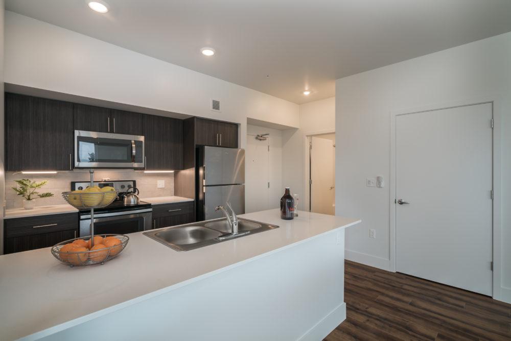 apartment big kitchen Portland