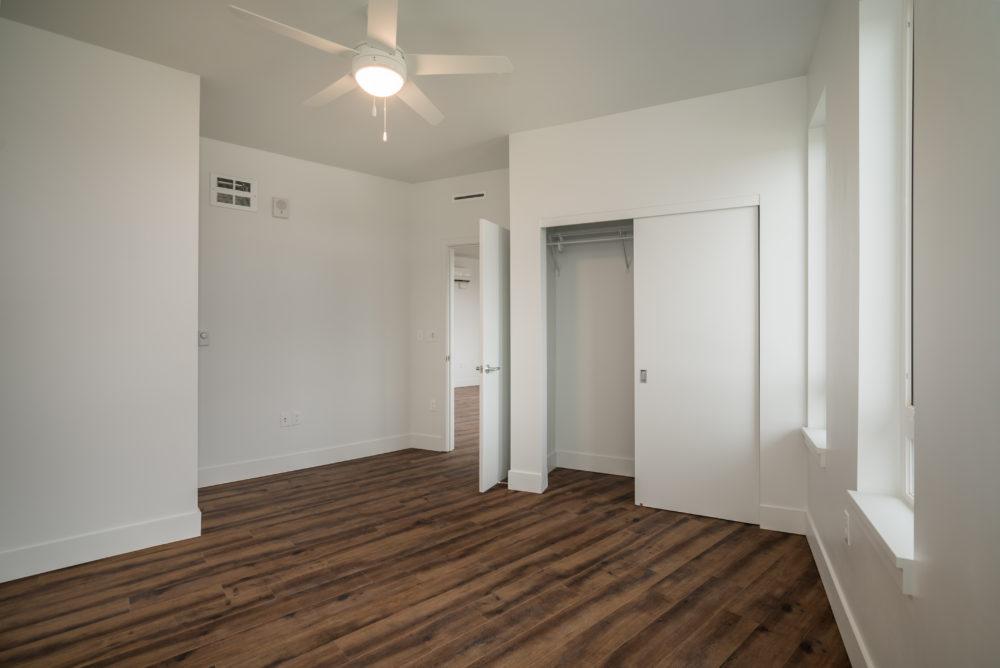 apartment closet Portland