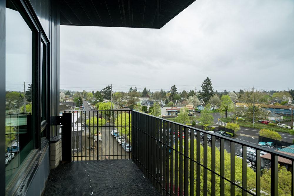Nice view apartment Portland balcony